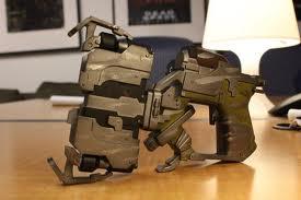 Dead Space 2 Collectors Edition Replica Plasma Cutter