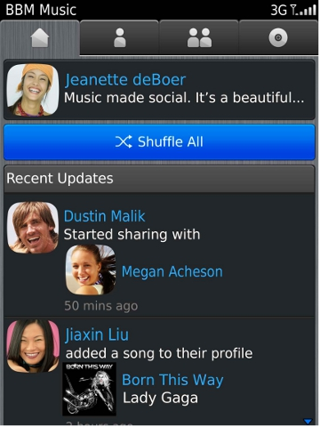 Rim introduces bbm music service, beta version now available for.