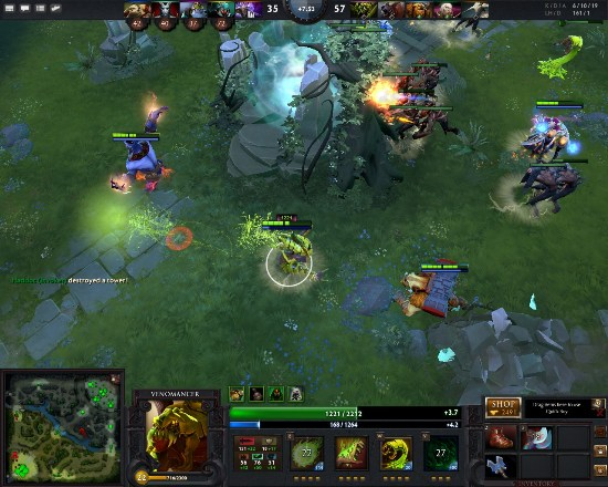 if you like dota you will absolutely love dota 2
