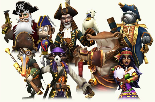 Pirate101 Coming from KingsIsle - Dragon Blogger Technology