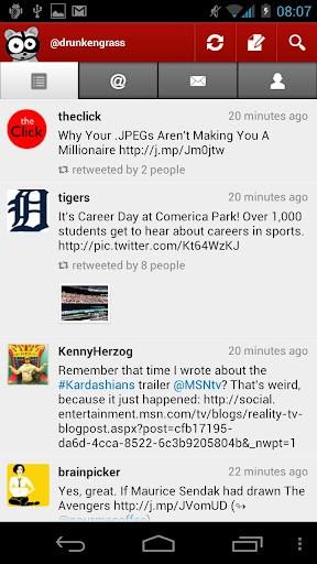 Seesmic-Twitter alternatives