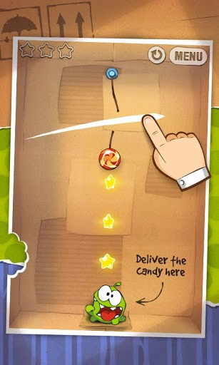 cut the rope-Brain Puzzle Games for Android