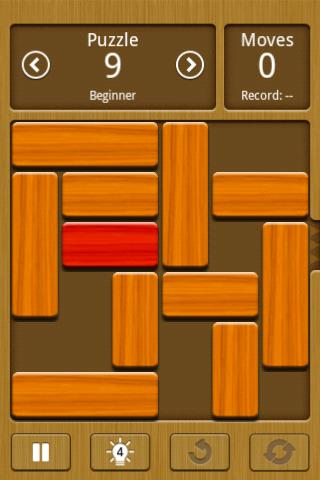 Unblock me-Best Brain Puzzle Games for Android