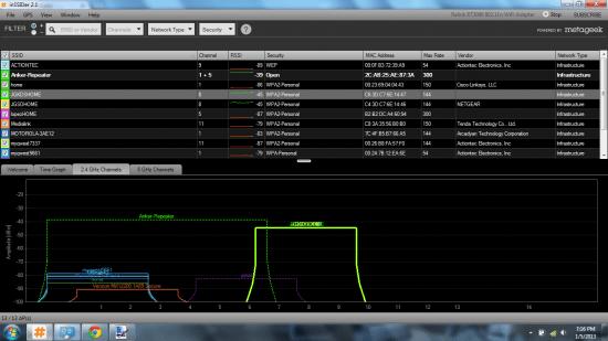 wi-fi repeater range