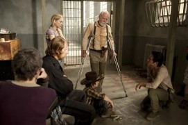 The Walking Dead - Season 3, Episode 10 - Photo Credit: Gene Page/AMC