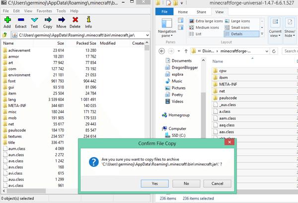 Minecraft 1 5 0 How to Install DivineRPG Minecraft Mod