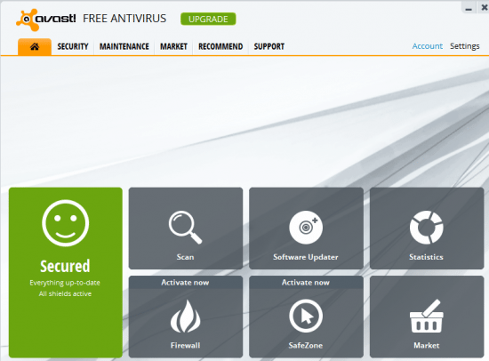 avast free antivirus user reviews