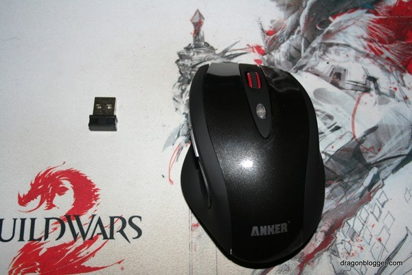 anker wireless mouse 6 button