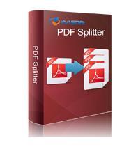 Kvisoft Free PDF File Splitter