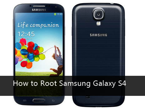 Root Samsung Galaxy S4