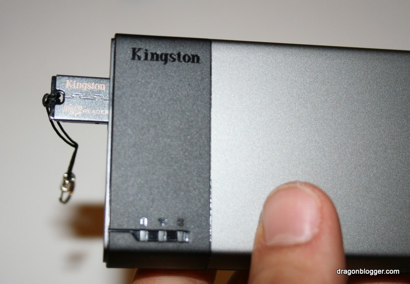 MobileLite Wireless USB Drive In