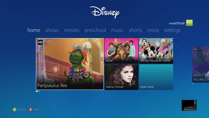 Best of Disney app