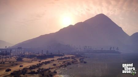 GTA V Mt.Chilliad