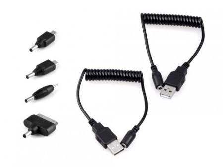 RAVPower connectors