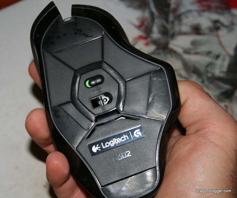 Logitech G602 Wireless Gaming Mouse Review - Dragon Blogger