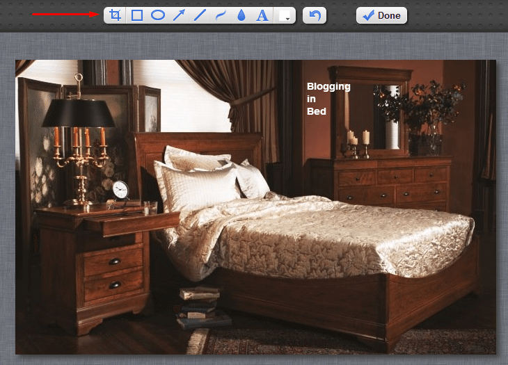 annotation options bed