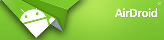 airdroid popup