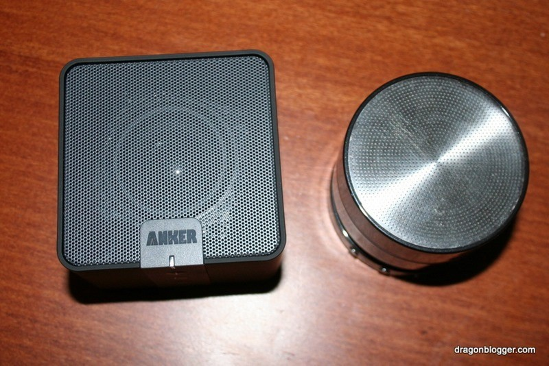 Review of the Anker MP141 Portable Bluetooth 4 Cube Speaker