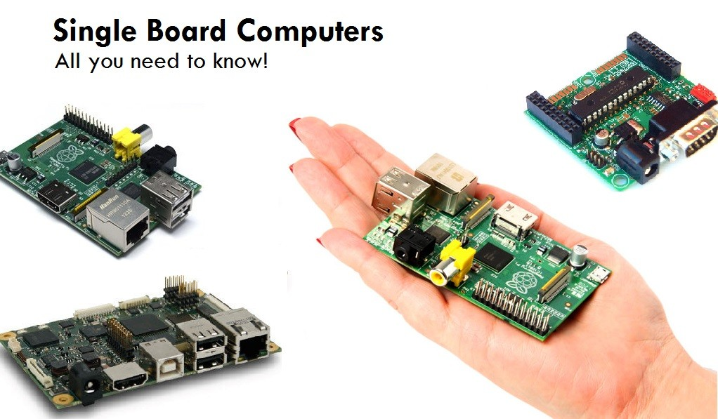 Single Board Computers: All you need to know