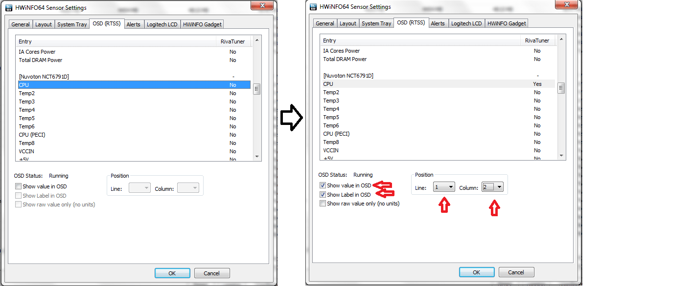 How To See GPU And CPU Temperature and Average Usage In-Game