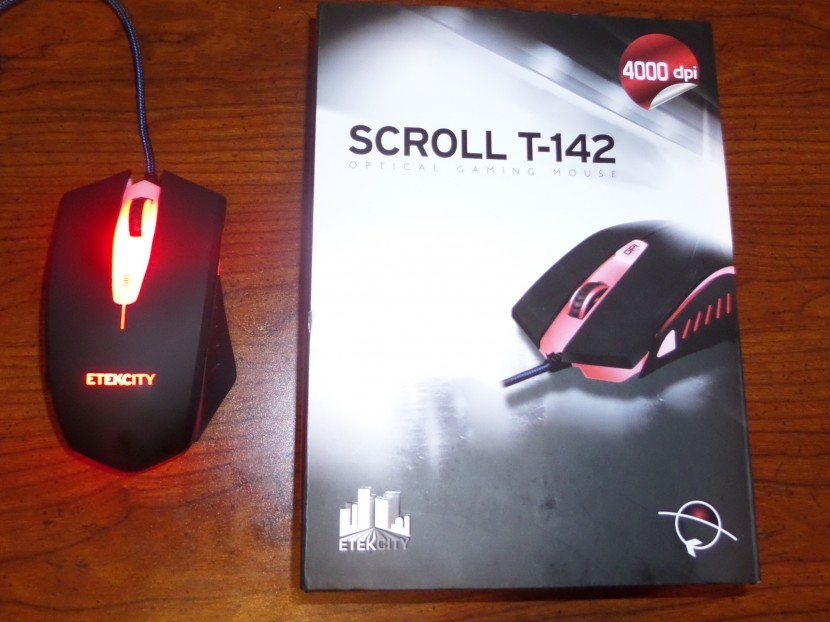 etekcity gaming mice