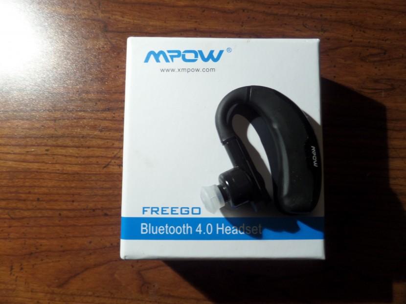 Mpow Freego Bluetooth Headset