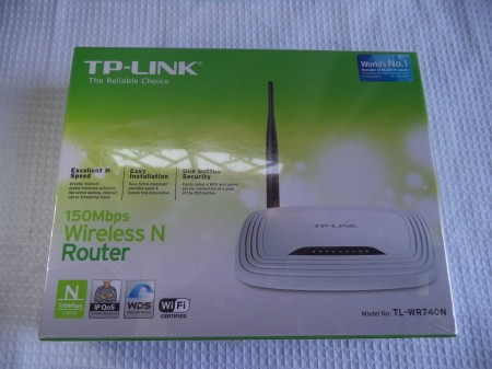 TP-LINK TL-WR740N Wireless N150 Home Router Review And