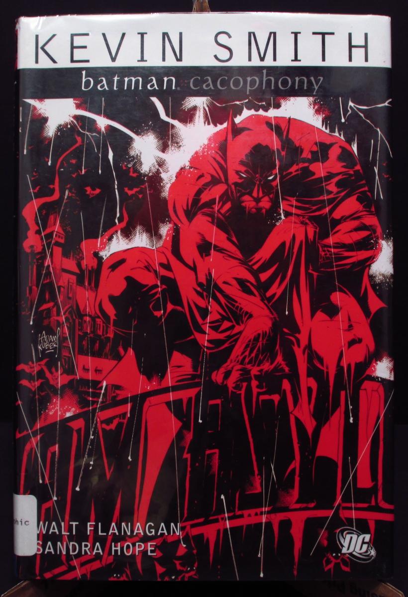 Batman: Cacophany 02