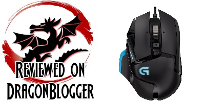 Logitech G502 PROTEUS CORE Tunable Gaming Mouse Review! - Dragon