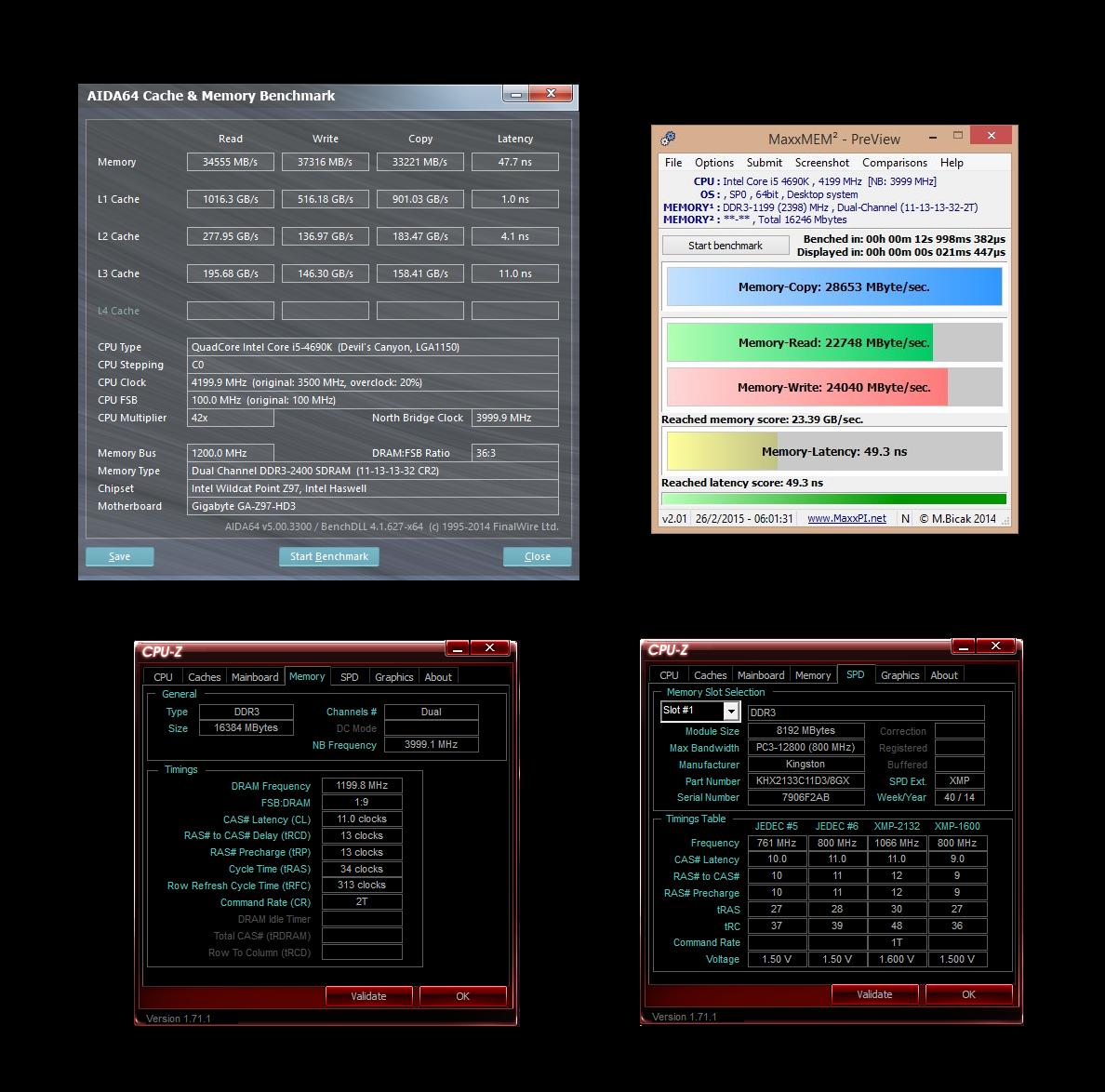 Kingston HyperX Savage DDR3 16GB 2133MHz RAM Review - Dragon Blogger
