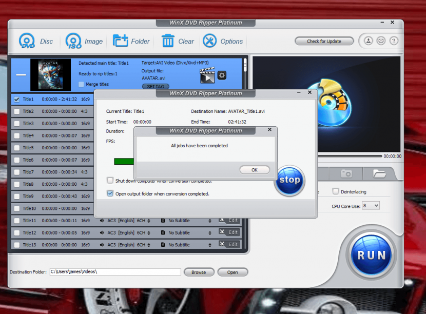 Digiarty WinxDVD Ripper Software Review - Dragon Blogger