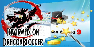 MiniTool Partition Wizard Professional 9 Review - Dragon