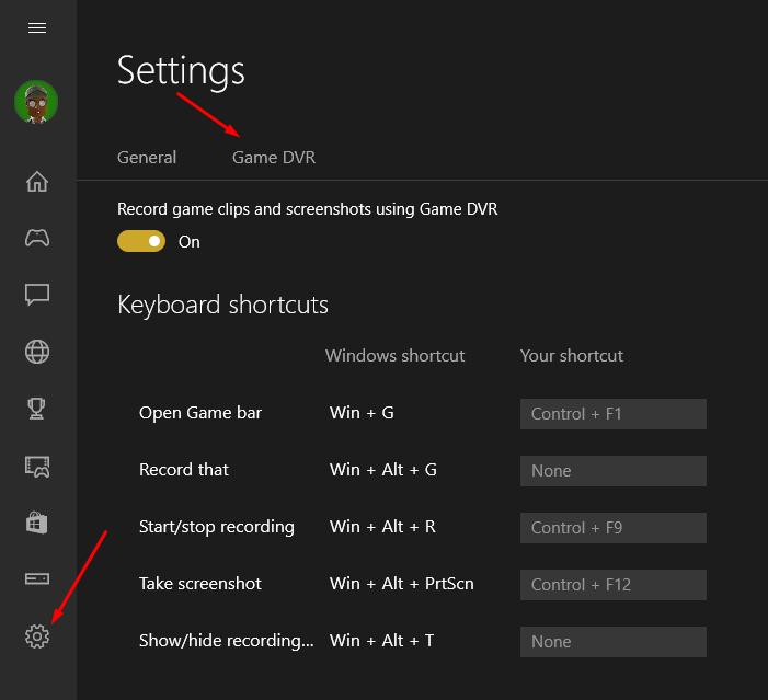 Windows 10 Xbox DVR Recording Feature - Dragon Blogger Technology