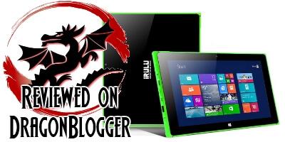 A Walk-Through of the iRulu WalknBook (Review) - Dragon