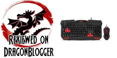 Redragon S101 Gaming Mouse Keyboard Set Review - Dragon