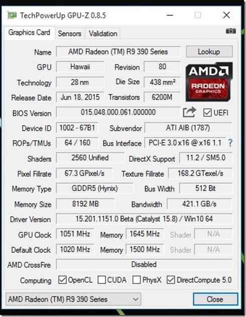 Diamond Multimedia Radeon R9 390 Review! - Dragon Blogger