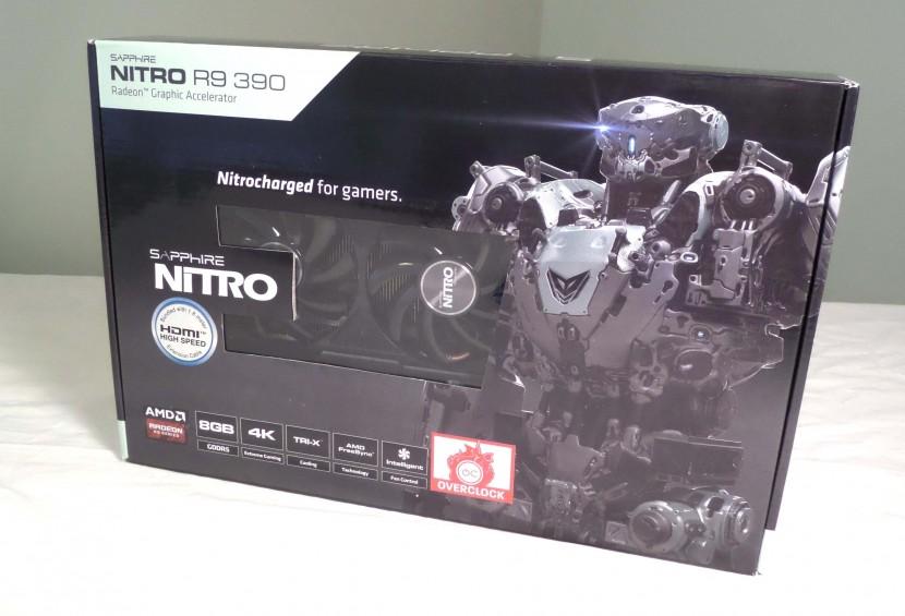 Review of the Sapphire Radeon NITRO R9 390 8GB GDDR5 Tri-X OC