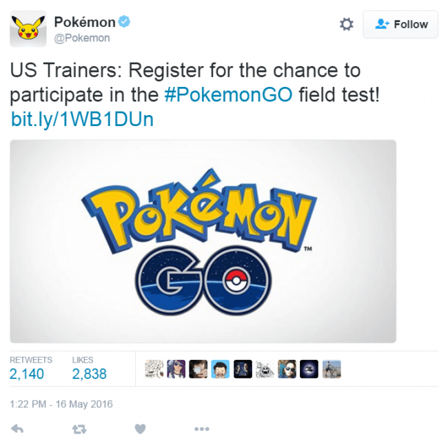 Pokemon GO US Beta Testing About to Go LIVE - Dragon Blogger