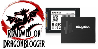 KingDian S280 240GB SSD Review With Benchmarks - Dragon Blogger