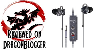 Mixcder ANC-G5 Noise Canceling Earbuds