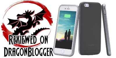 sports shoes 54920 38d32 Smiphee iPhone 6 Battery Case Review - Dragon Blogger Technology