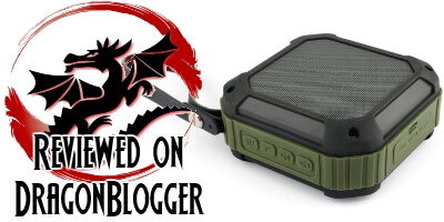 CRDC Life Bluetooth Speaker