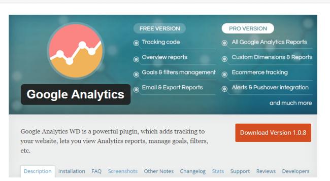 install-wordpress-google-analytics