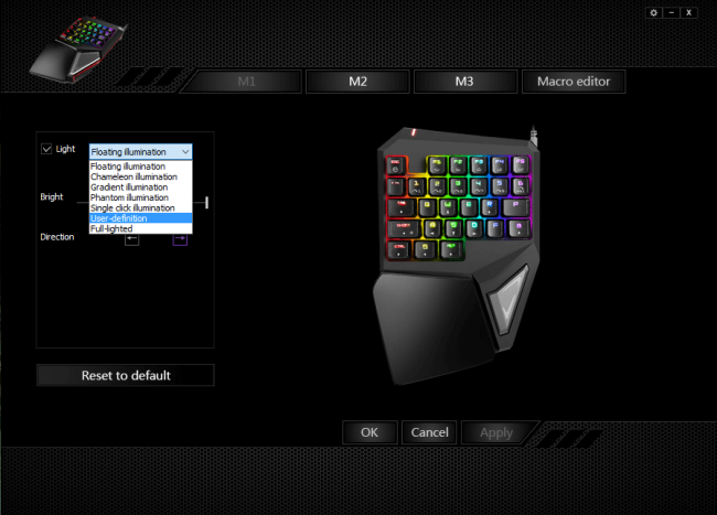 t9-keyboard-software-lighting-options