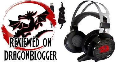 ebae9e05d58 Redragon H301 Siren 2 Gaming Headset Review - Dragon Blogger Technology