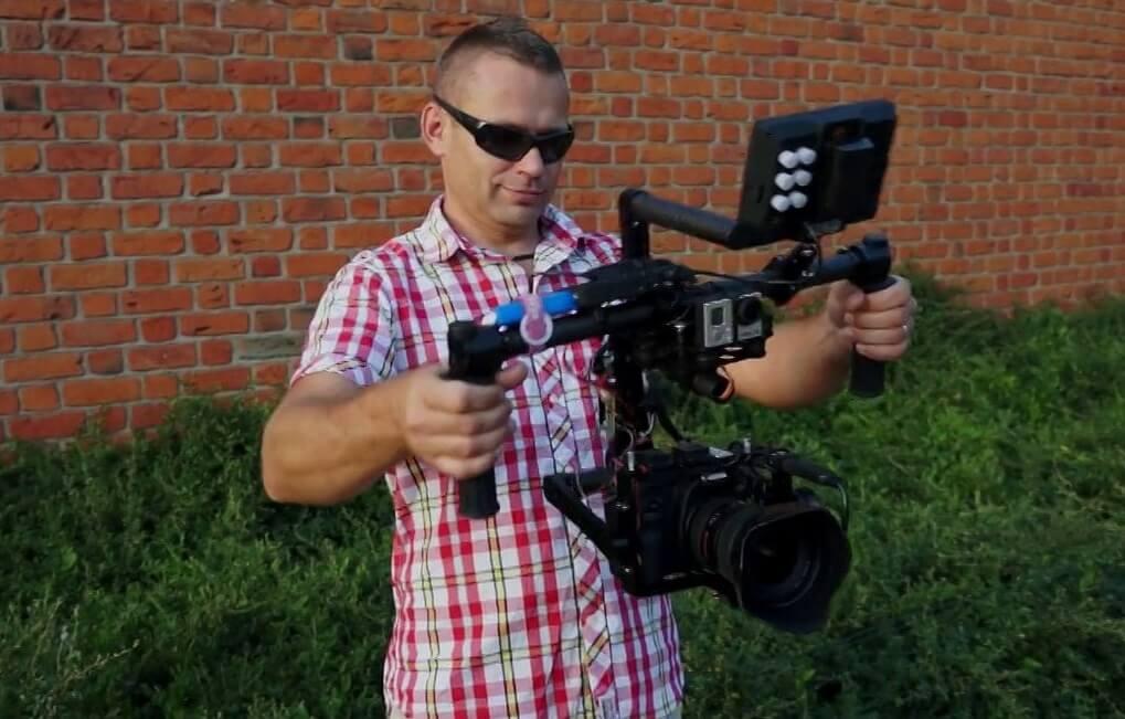 Camera-Gimbal