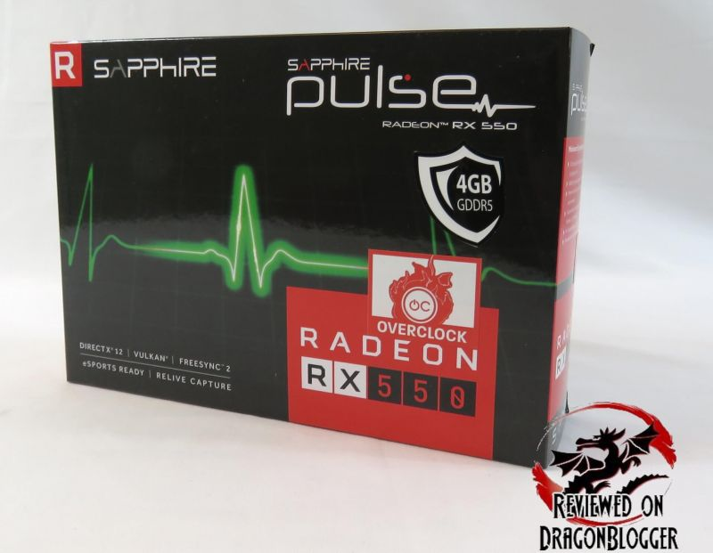 Sapphire Radeon PULSE RX 570 ITX 4GB 11266-06-20G Video Card Review