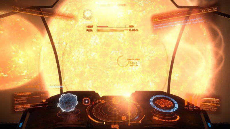 Tales from Elite Dangerous and My Experience with a Type-9