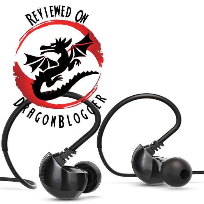 Brainwavz B200 Dual Armature Driver High Fidelity Audiophile In-Ear Headphones