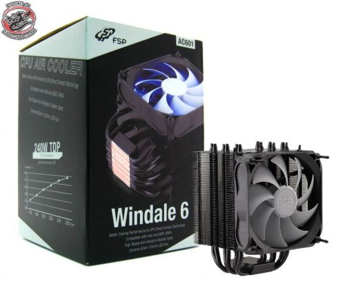Windale 6 FSP CPU Cooler
